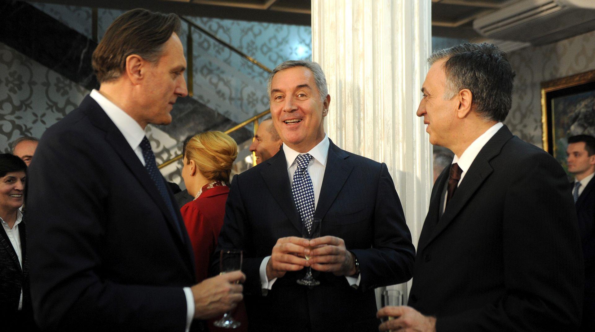 Đukanović službeno preuzeo dužnost predsjednika