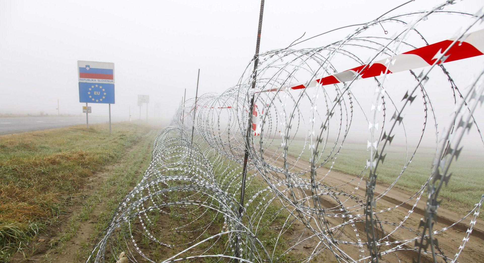 PROTIV ŽILET-ŽICE: Načelnici općina iz Istre i Slovenskog primorja apeliraju da se ukloni ograda