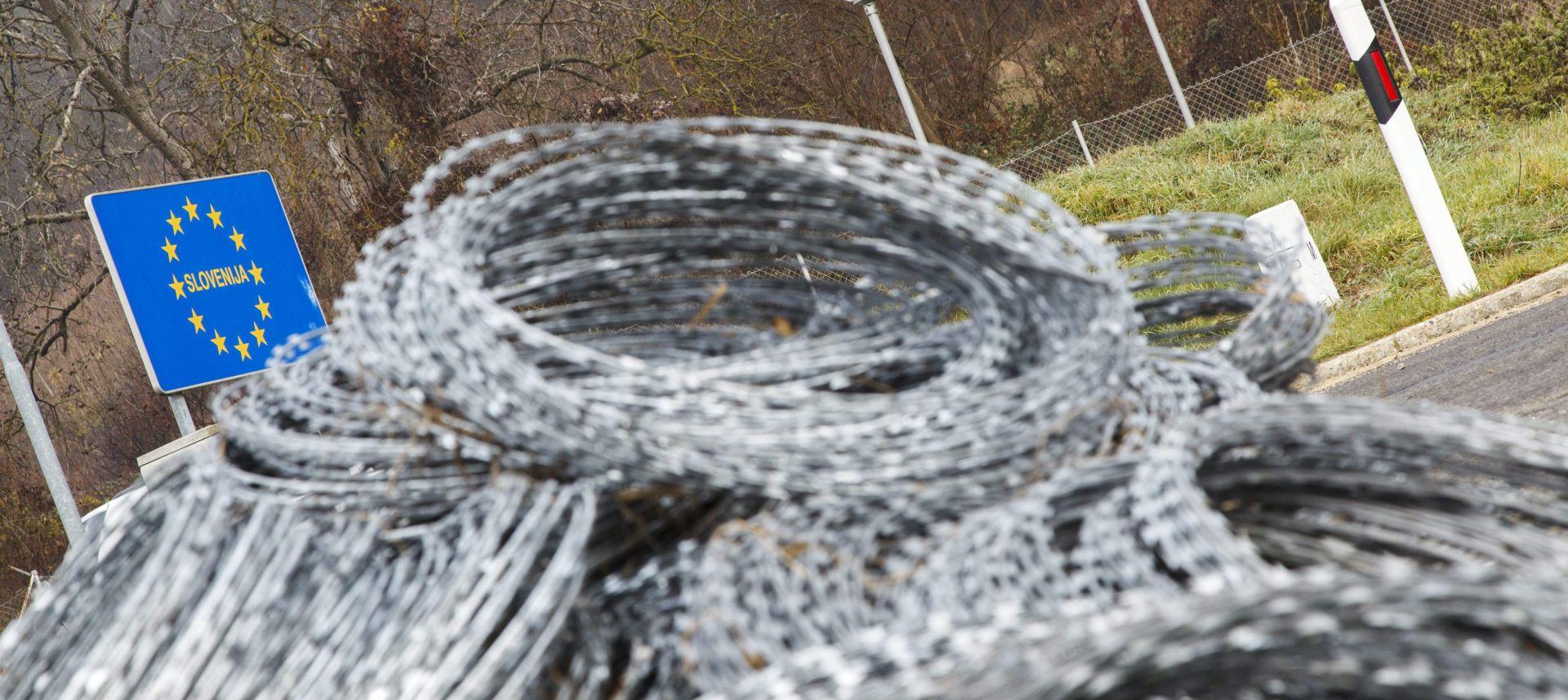 UNATOČ NEZADOVOLJSTVU: Slovenija nastavlja s podizanjem žice, danas na redu obala Dragonje