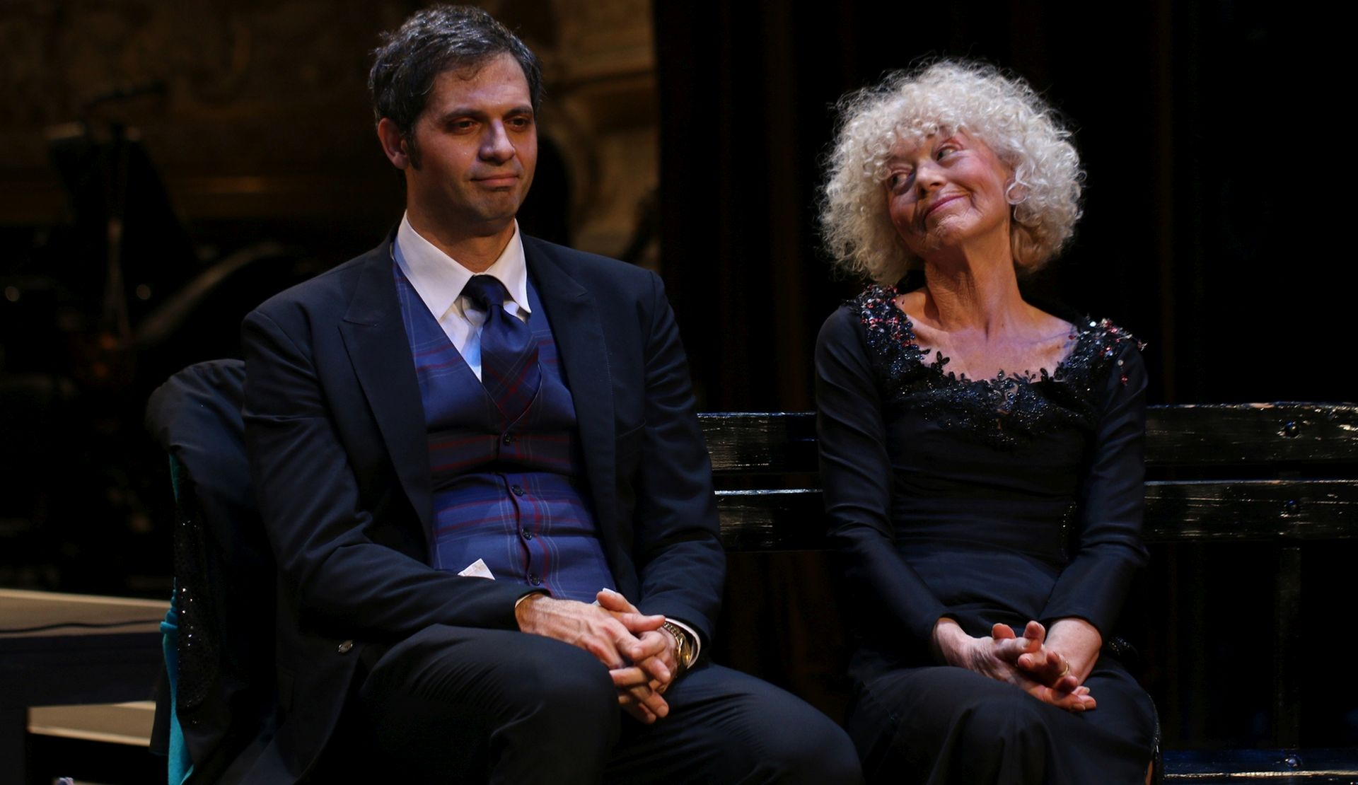 HNK RIJEKA 'Otjpjevani život', predstava posvećena glumici Alidi Delcaro