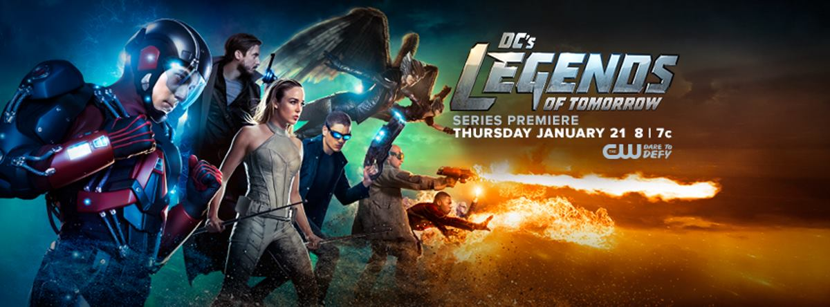 VIDEO: Traileri za sci-fi seriju 'Legends of Tomorrow'
