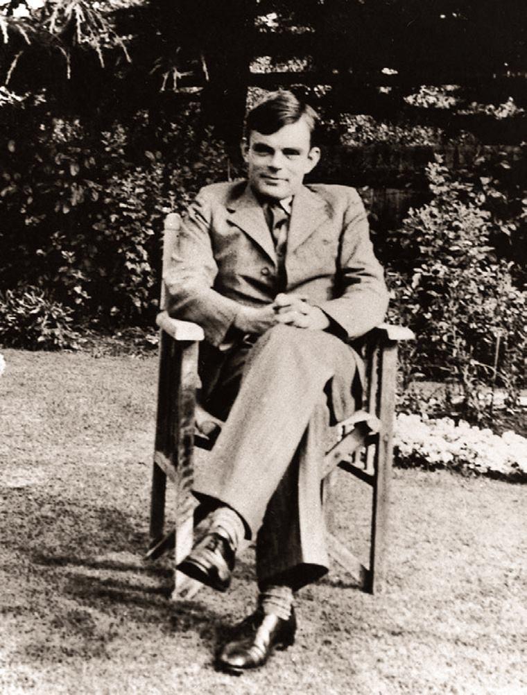 """Život Alana Turinga postao je predložak za knjigu """"Enigma - bitka za šifru"""", ali i za film """"Igra oponašanja"""", koji je nastao na temelju njegove biografije """"Alan Turing: The Enigma"""" autora Andrewa Hodgesa FOTO: Iz knjige Enigma"""