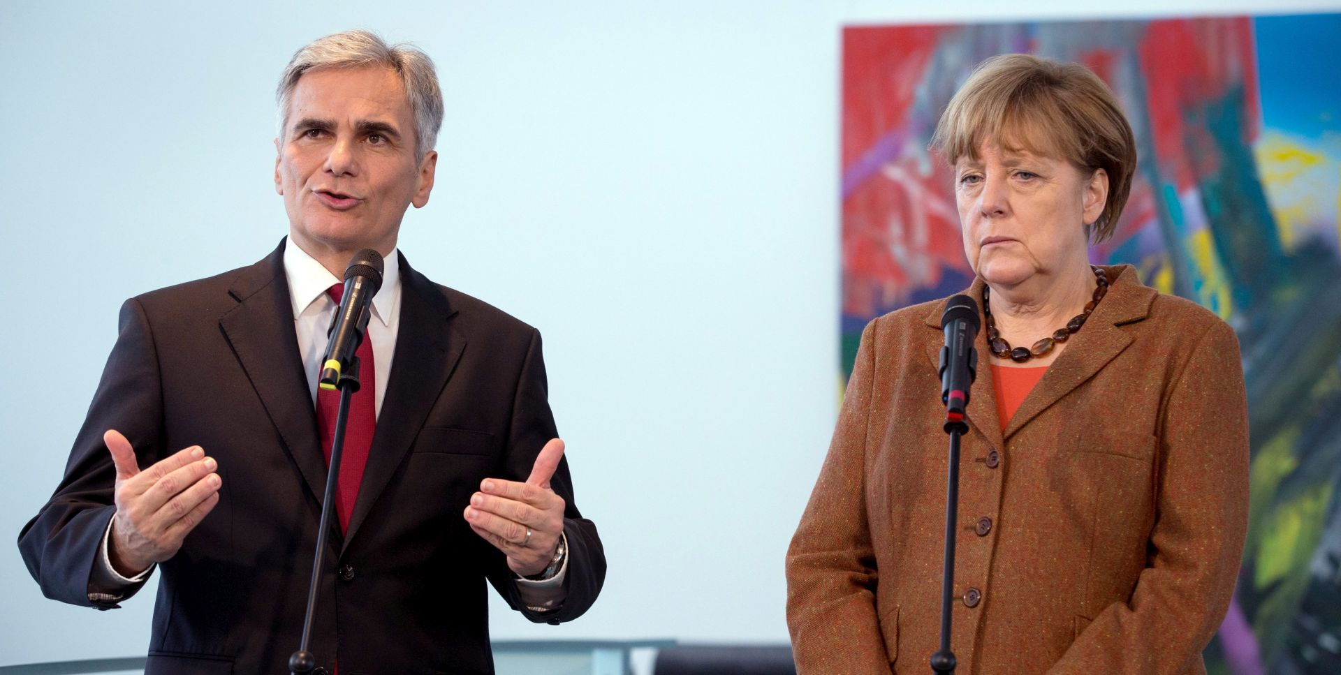 FAYMANN ZAPRIJETIO: Zemljama koje se protive izbjeglicama treba uskratiti sredstva