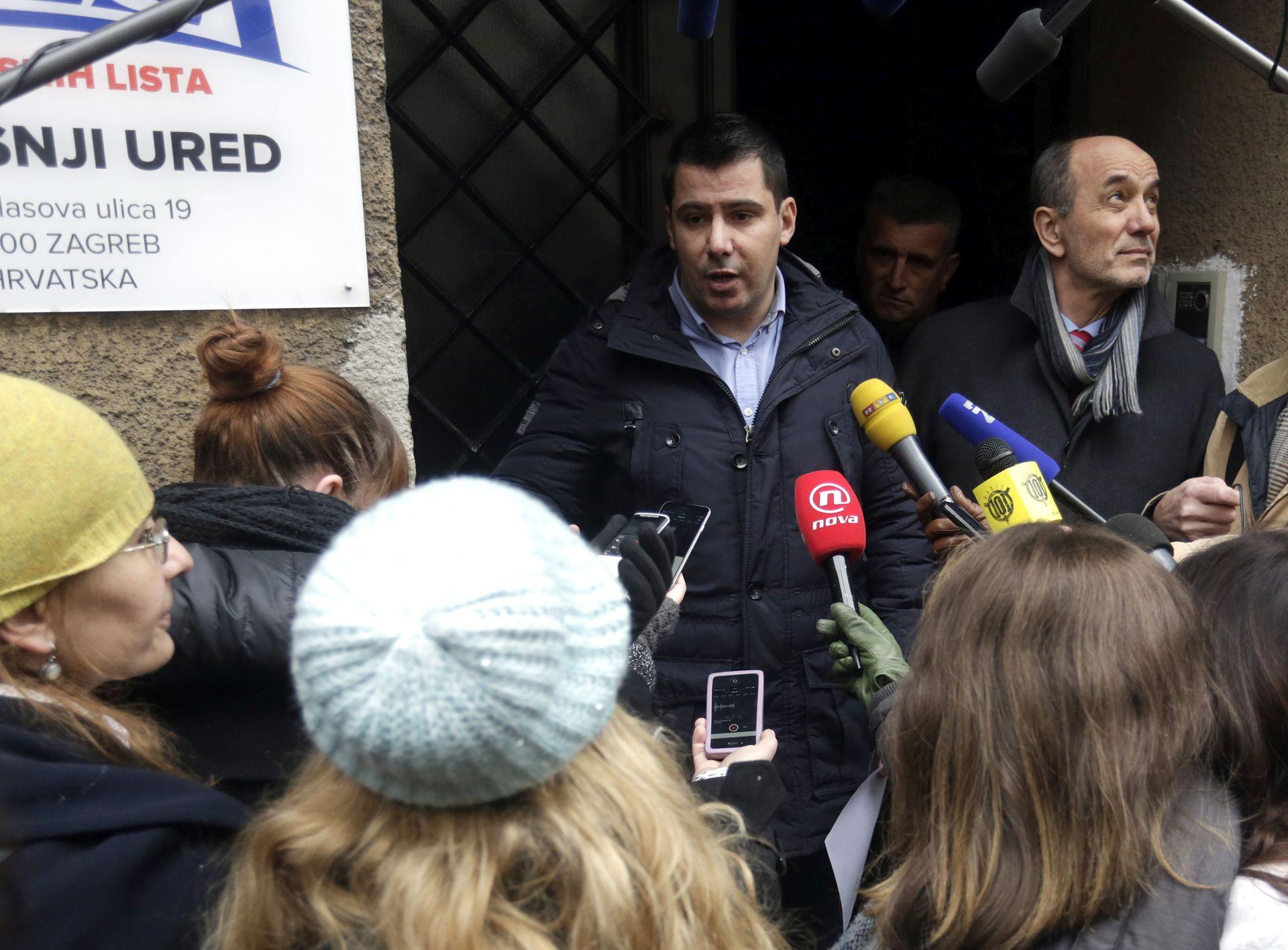 """NIŠTA JOŠ NIJE DOGOVORENO Grmoja: """"Mi ćemo čekati odluku HDZ-a do 16 sati, tada ćemo sve znati"""""""