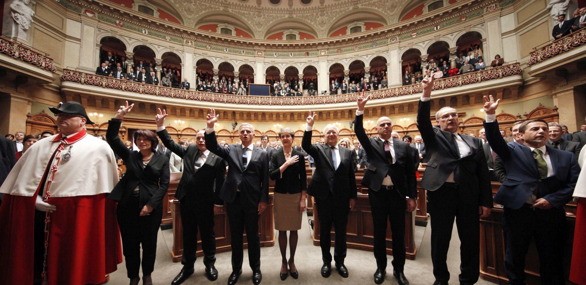 IZABRAN DRUGI MINISTAR: Protuimigracijska stranka dobila drugo mjesto u švicarskoj vladi