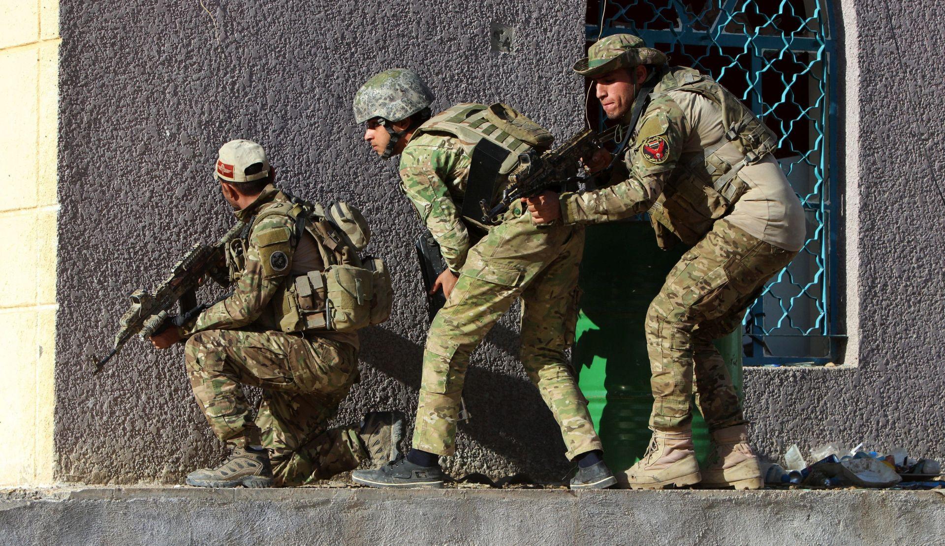 AMNESTY INTERNATIONAL Islamska država profitirala od trgovine oružjem namijenjenim Iraku