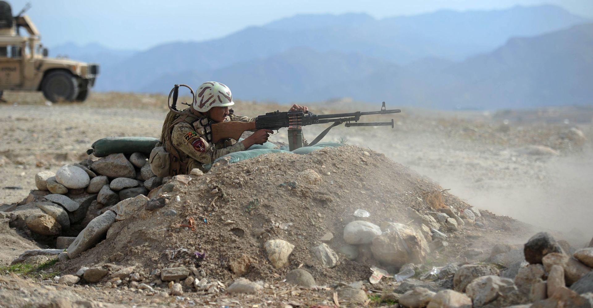 JEDAN OD UVJETA: Talibani traže oslobađanje političkih zatvorenika