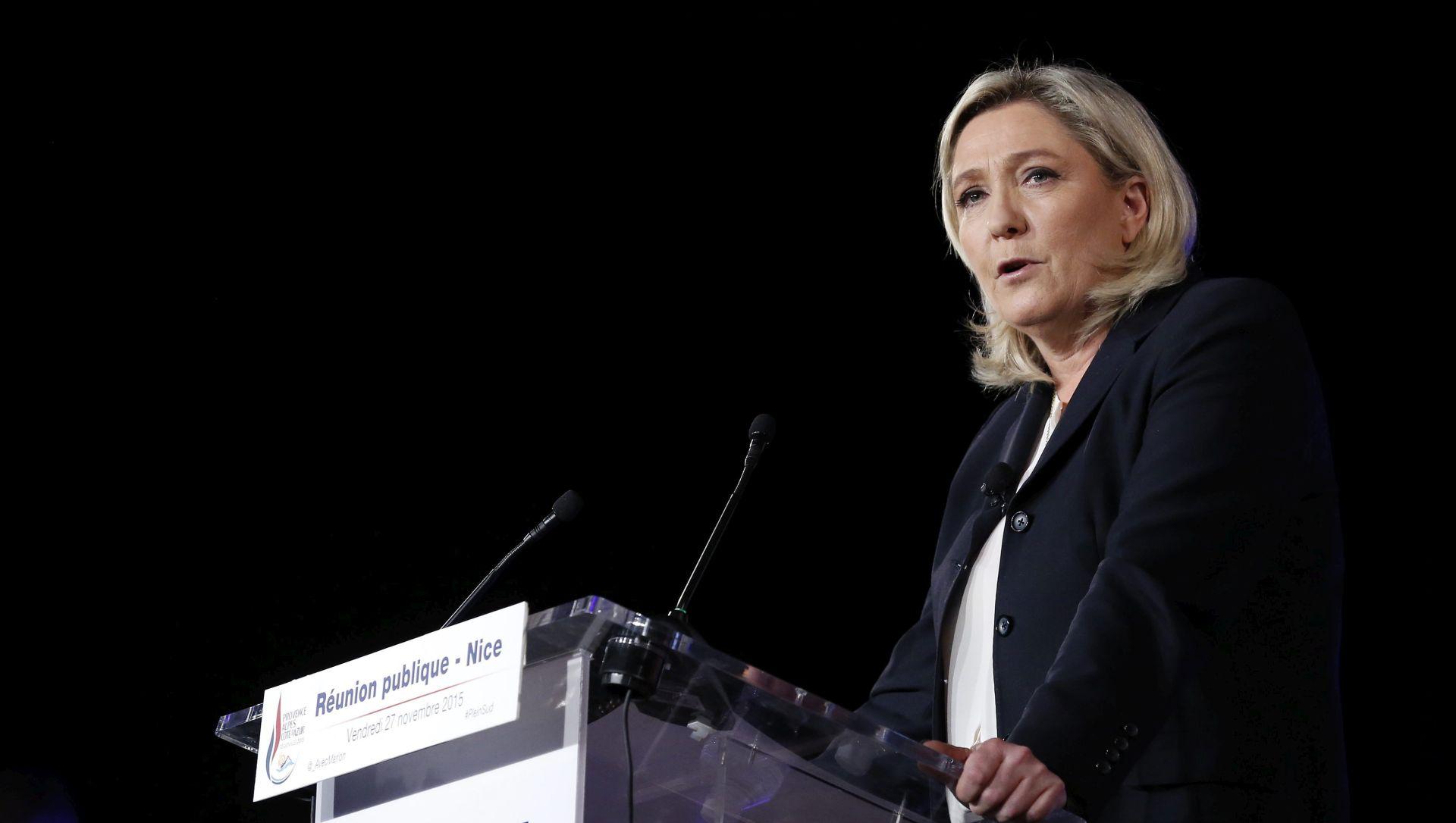 Povijesni uspjeh francuske krajnje desnice u prvim izborima nakon terorističkog napada