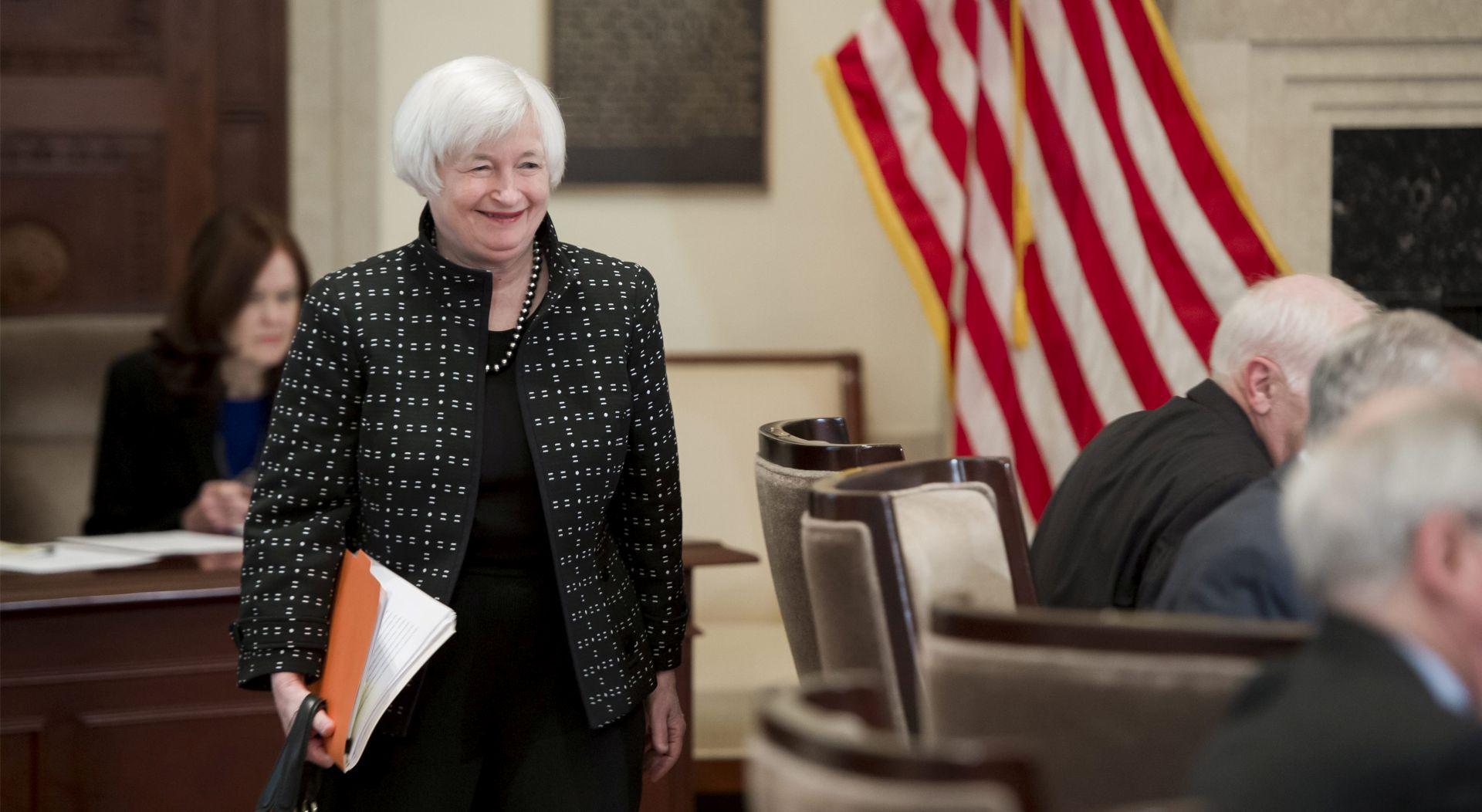 SAD: Federalne rezerve podigle kamatne stope za 0.25%
