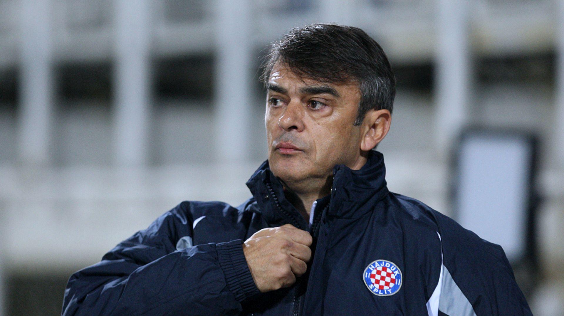 DAMIR BURIĆ Cilj Hajduka je osvojiti Hrvatski nogometni kup