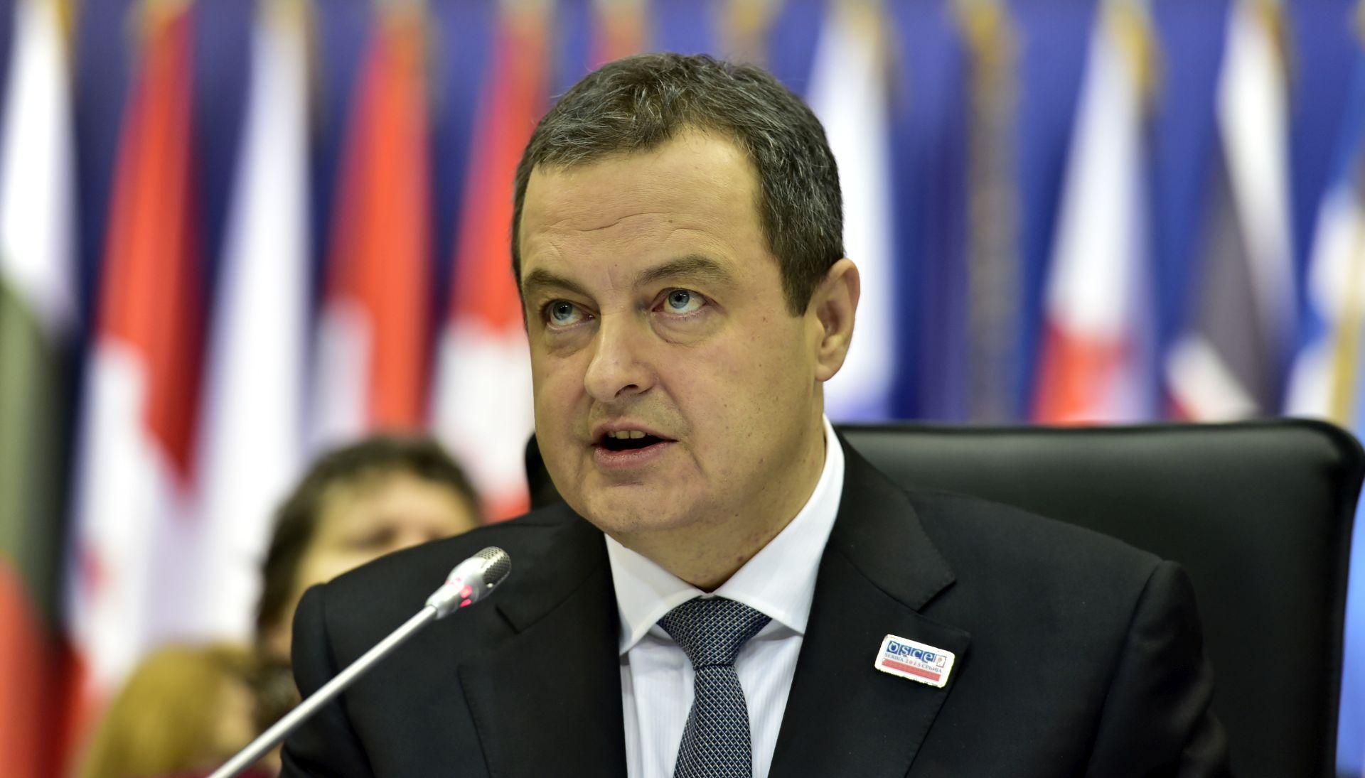 DAČIĆ 'Srbija će priznati Kosovo kad na vrbi rodi grožđe'