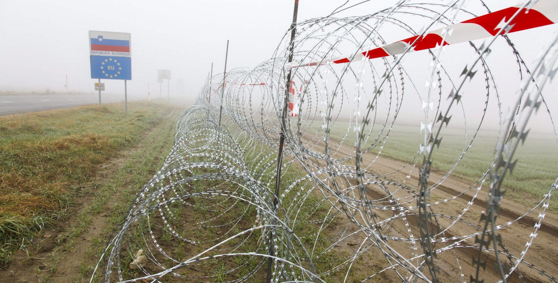 Slovenija mobilizirala pomoćnu policiju zbog migranata