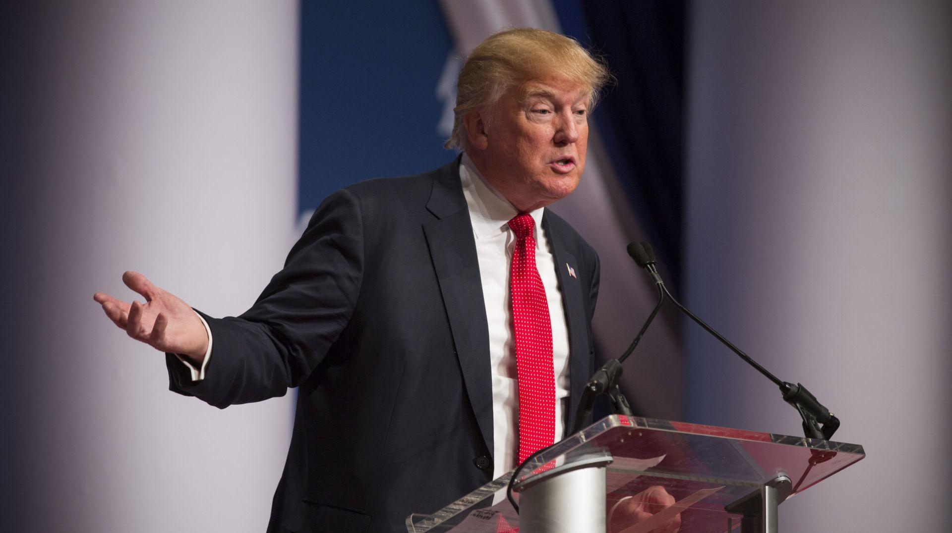 POTROŠIT ĆE MILIJUNE: Trump najavio veliku ofenzivu televizijskim reklamama