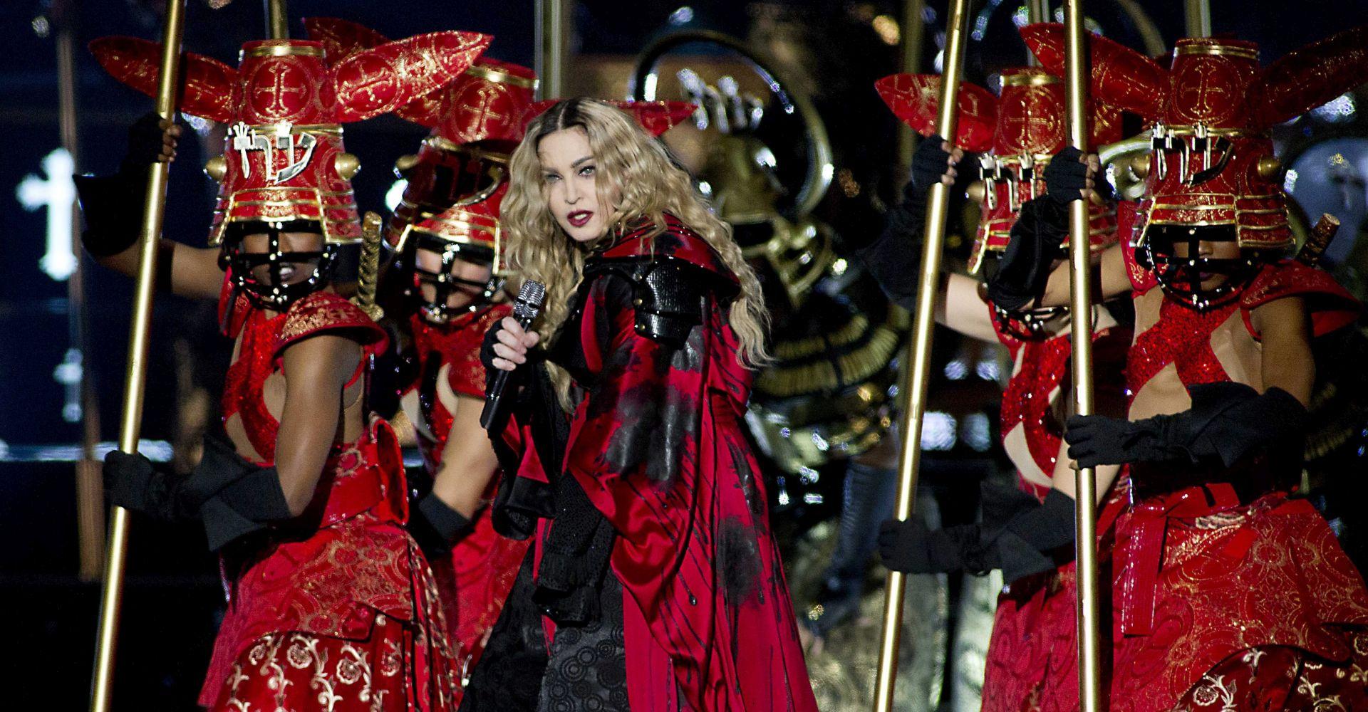 VIDEO: Pogledajmo plesnu izvedbu Madonne