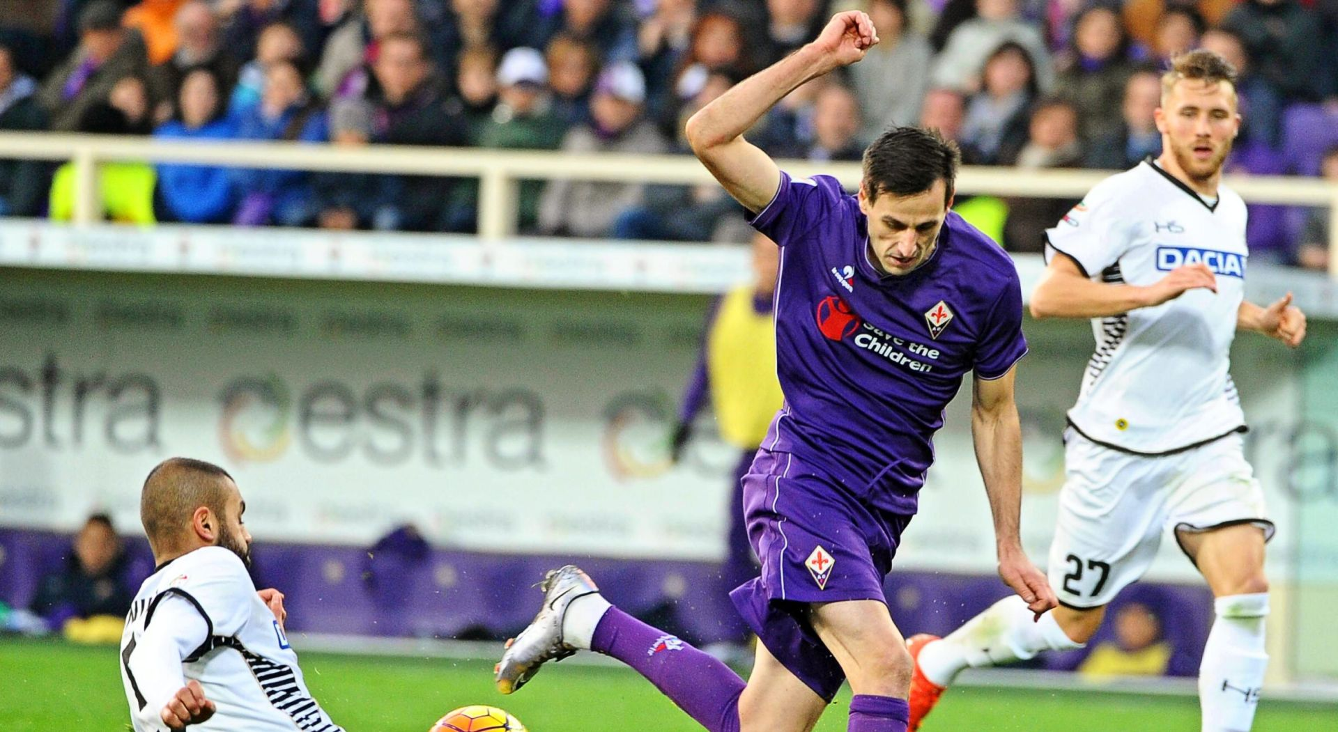 SERIE A Pobjeda Fiorentine, Kalinić načeo Udinese i izborio jedanaesterac, Badelj asistent