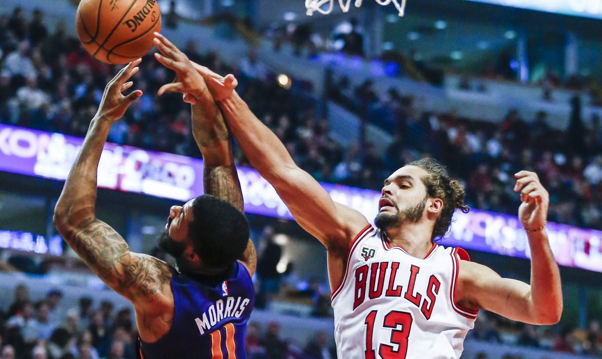 NBA Sunsi pobjedili Bullse u zadnjoj sekundi