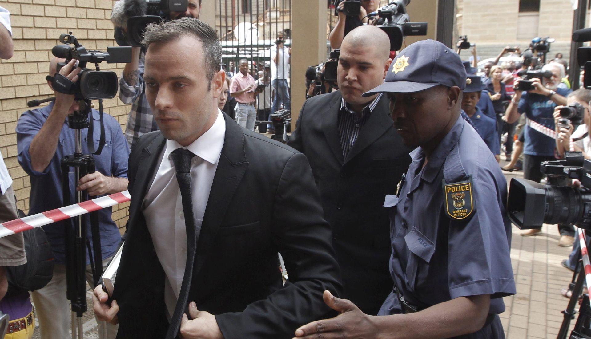 Sud Pistoriusu odobrio puštanje uz jamčevinu, on će se žaliti na presudu