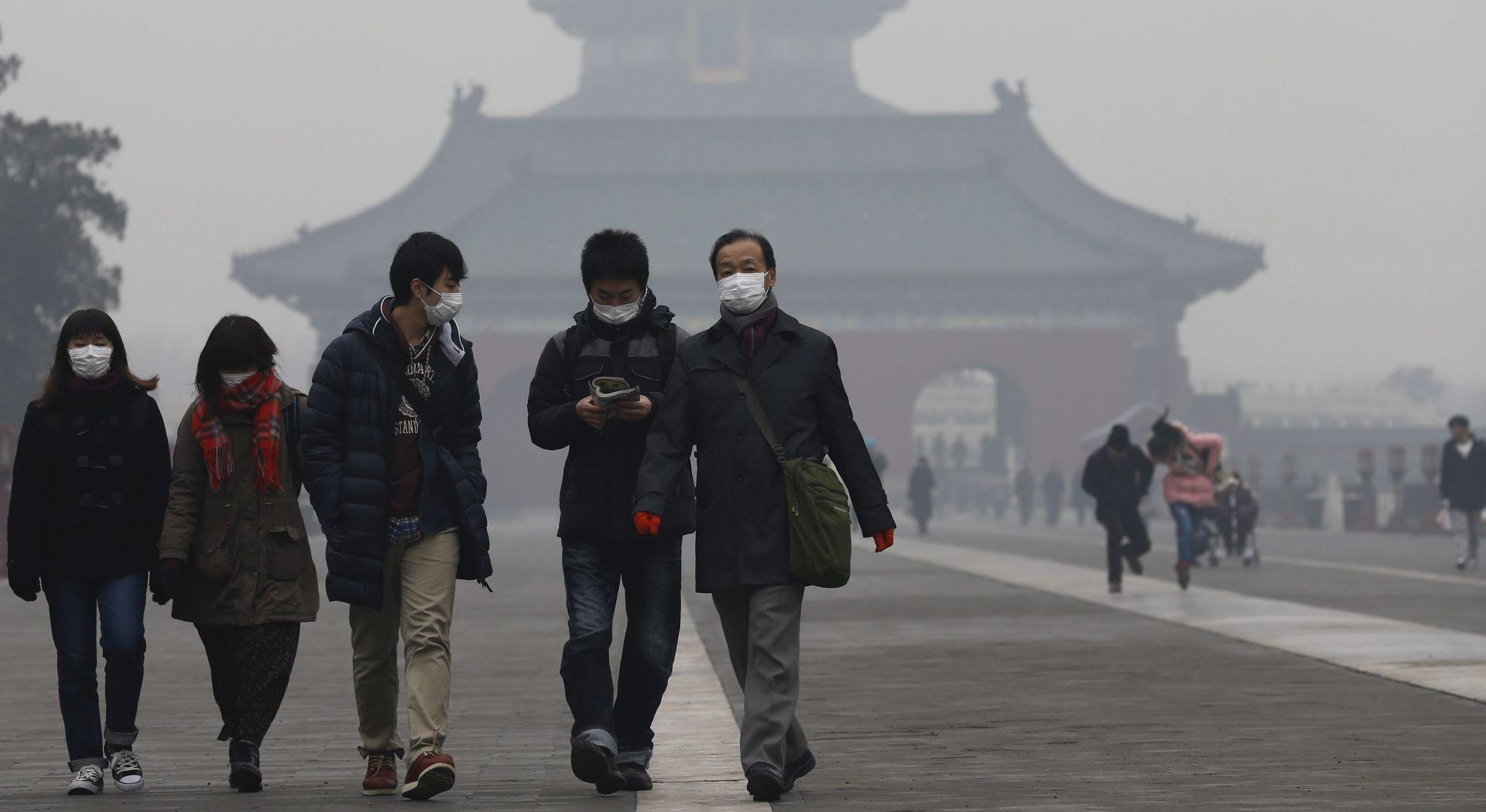 VIDEO: Kina donijela novi Zakon o kvaliteti zraka