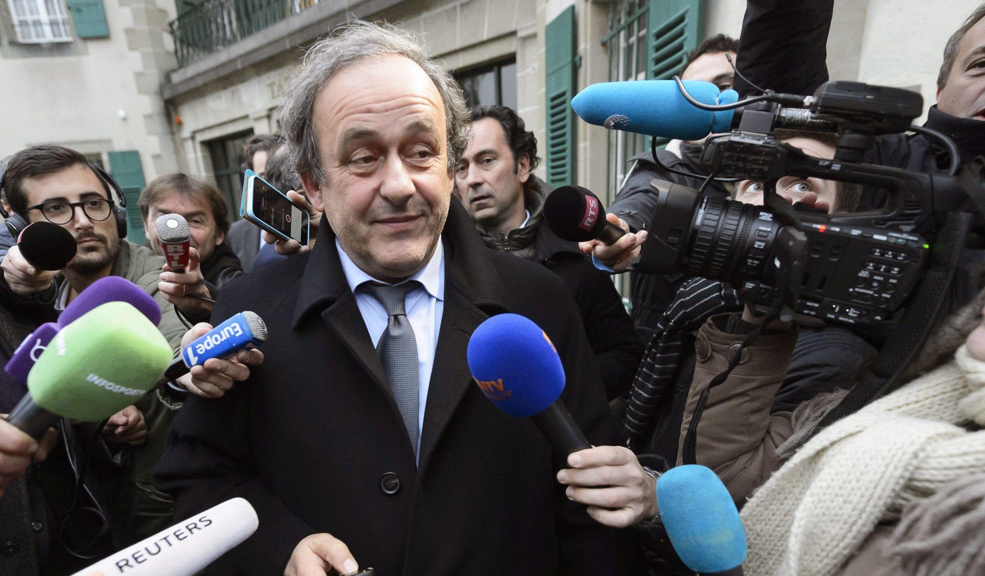 Platini će bojkotirati saslušanje Etičke komisije, vjeruje da je presuda već donijeta