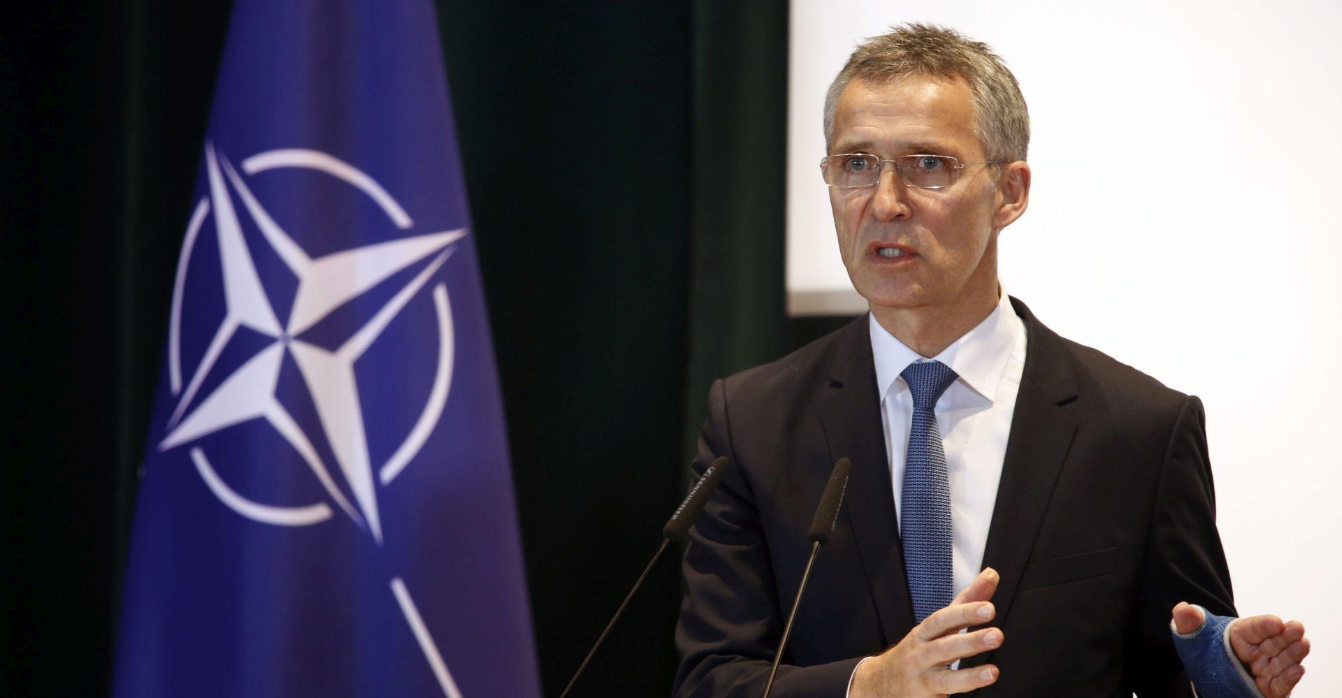 JENS STOLTENBERG: NATO šalje pomoć Turskoj