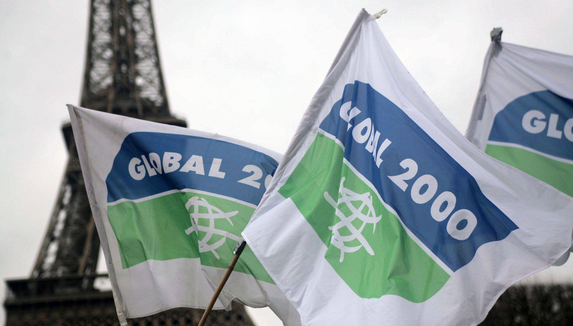U Parizu masovni prosvjedi zelenih iz cijeloga svijeta, među njima i hrvatskih