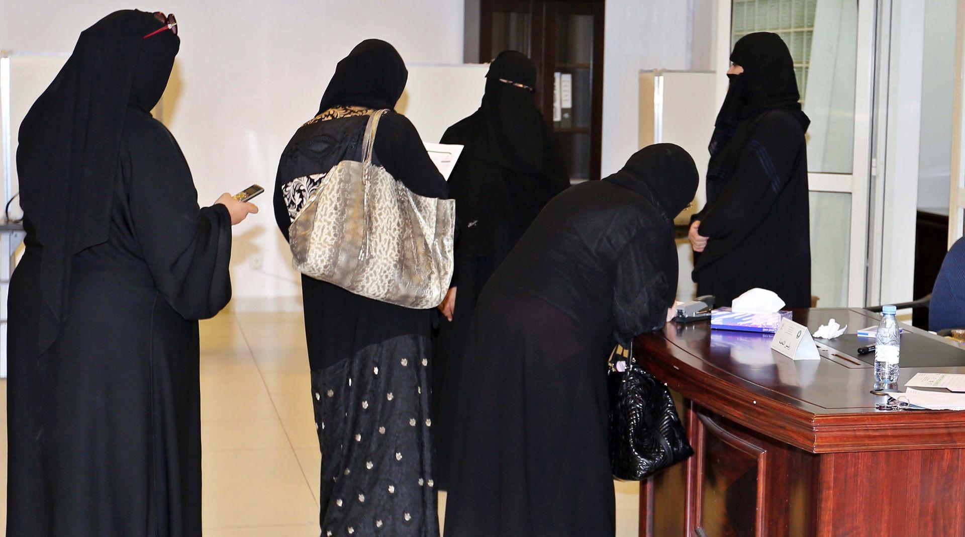 PRVI PUTA GLASOVALE I MOGLE BITI IZABRANE Saudijci izabrali 17 žena na povijesnim izborima za mjesna vijeća
