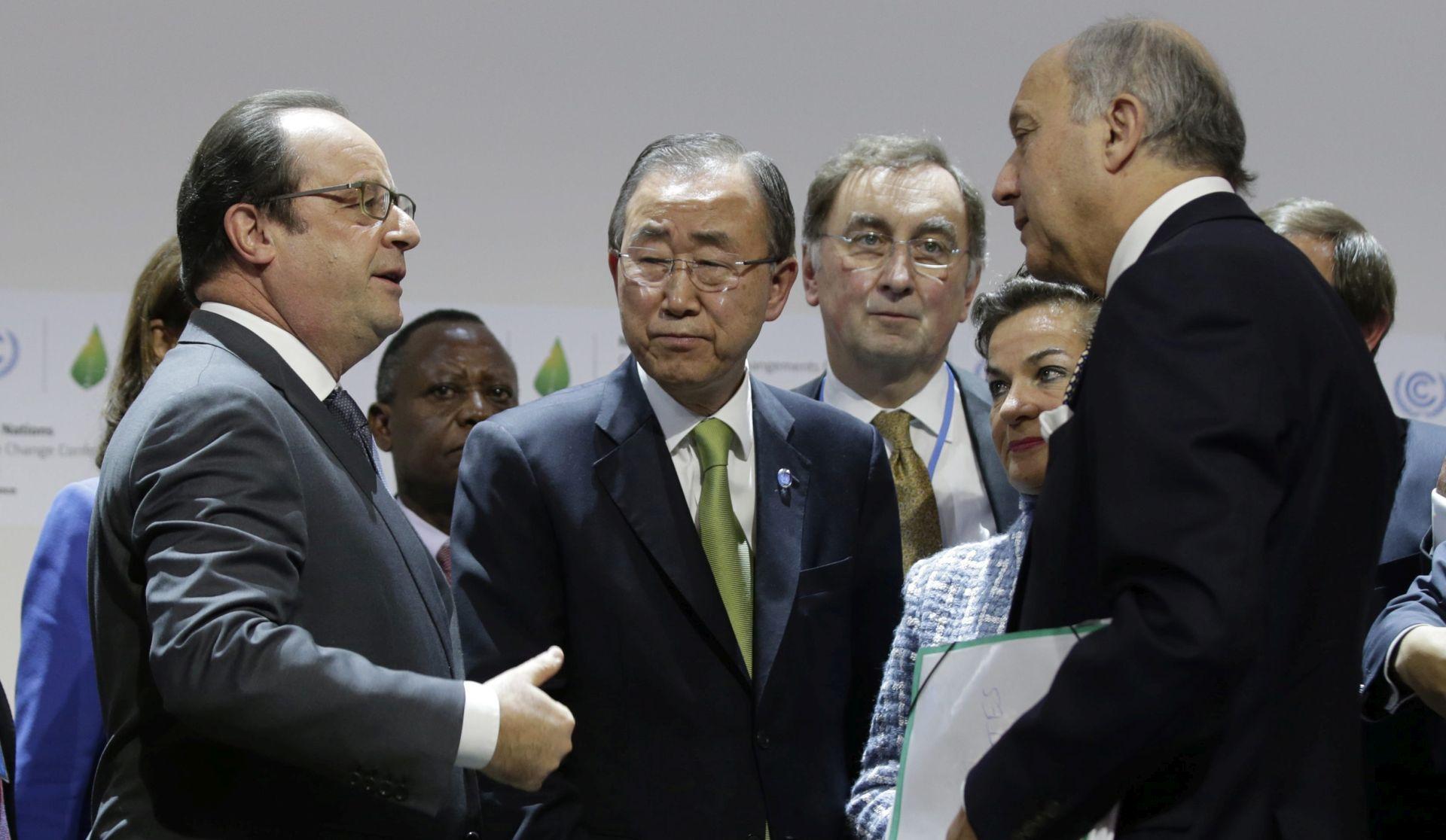 Globalna klimatska konferencija usvojila povijesni sporazum