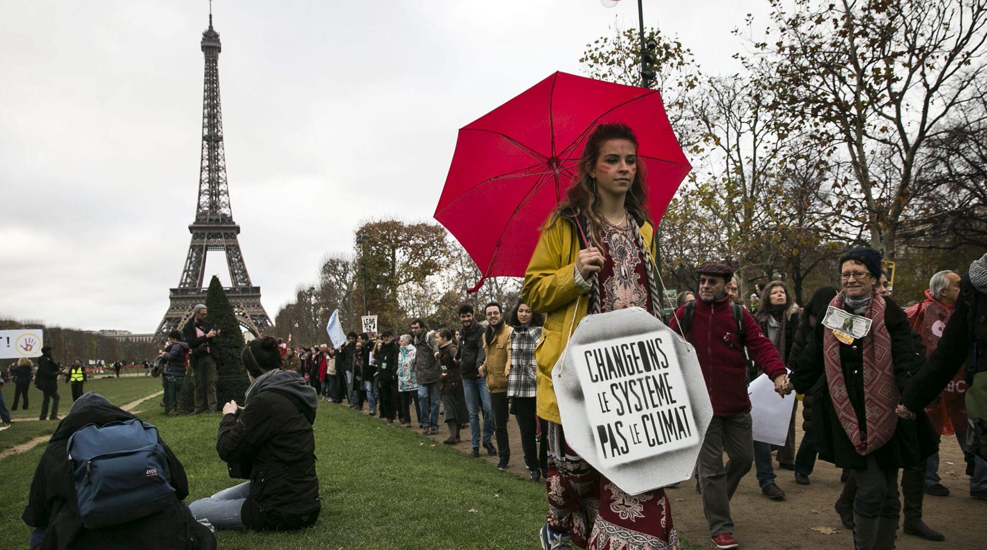 PARIZ Klimatski sporazum rođen iz straha od neuspjeha