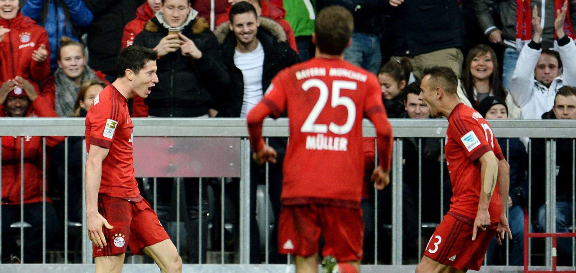 BUNDESLIGA Bayern se vratio pobjedama, dva pogotka Vedada Ibiševića