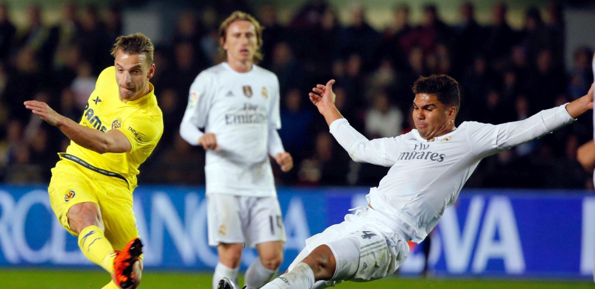 VIDEO: NOVI PORAZ 'KRALJEVA' Villareal slavio golom bivšeg Realovca, Modrićeva greška dovela do gola