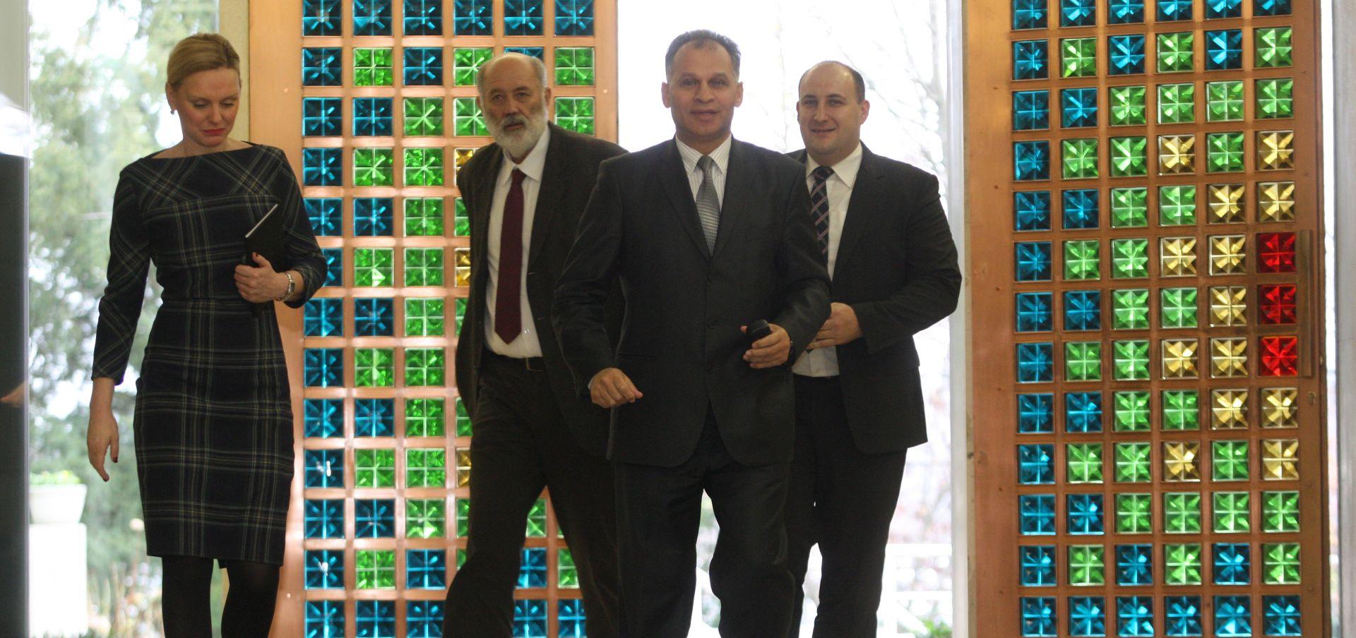 Nastavljen treći krug konzultacija na Pantovčaku