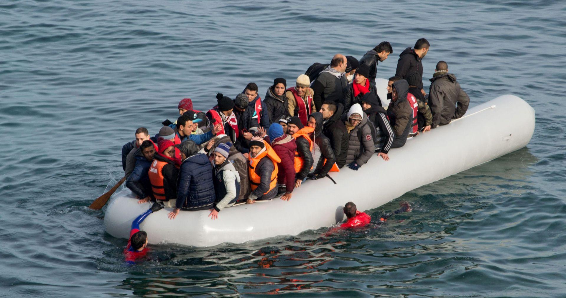 IOM: Više od milijun izbjeglica stiglo u Europu samo ove godine, većina stigla morskim putem