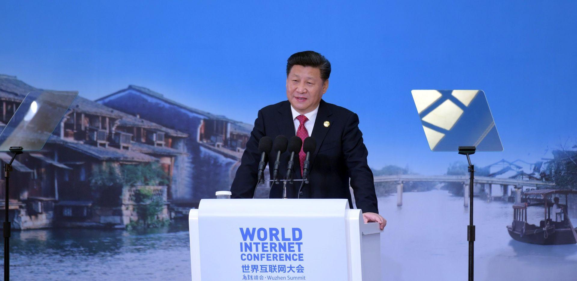 VIDEO: Pogledajmo govore na Xi Jinpinga i Dimitrija Medvjedeva na otvaranju World Internet Conferencea