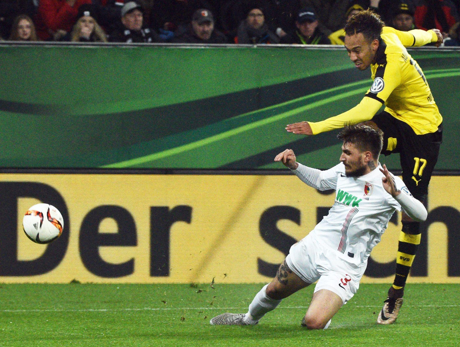 Borusija Dortmund, Stuttgart i Hertha u četvrtfinalu njemačkog Kupa