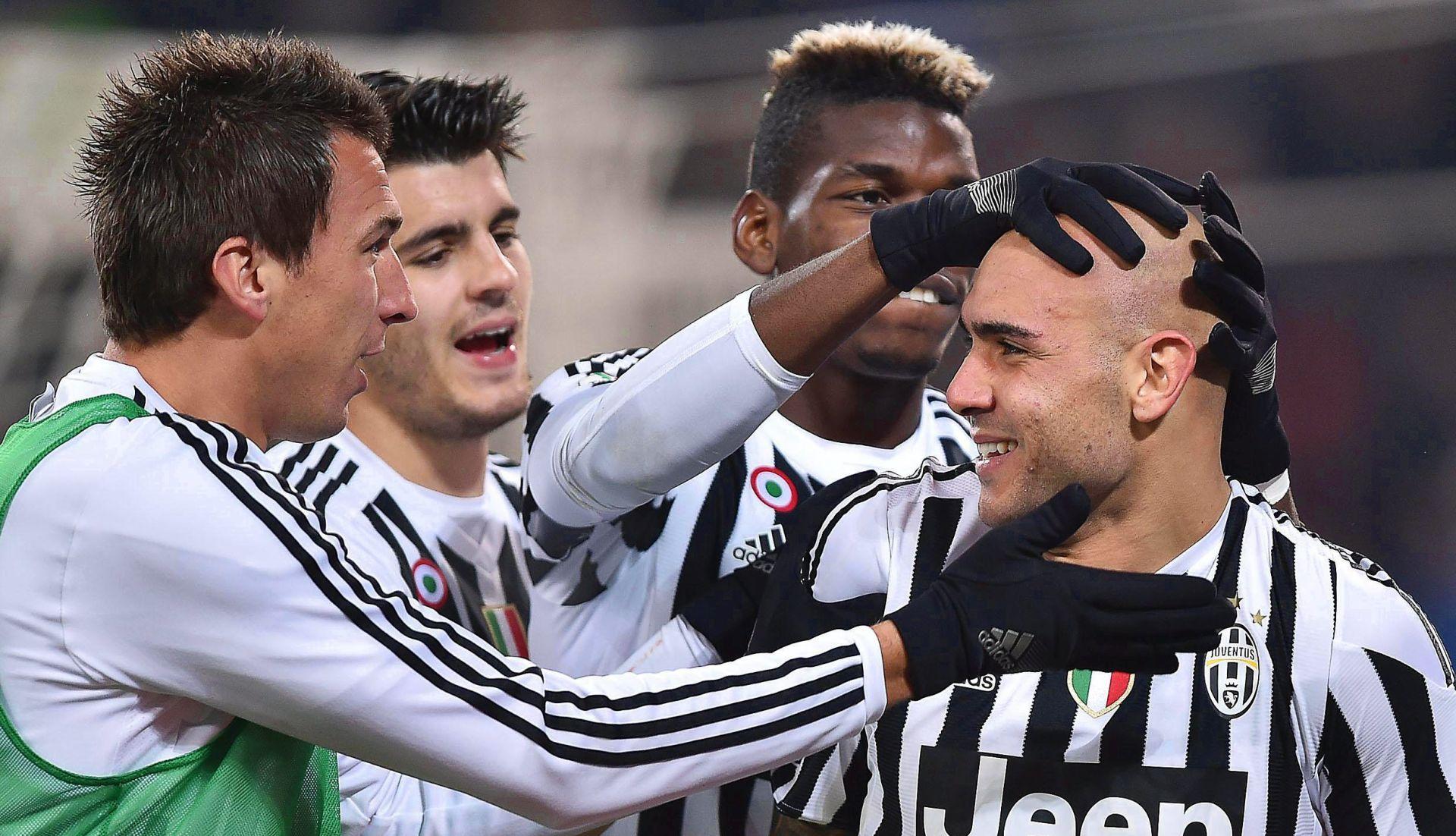 VELIKO SLAVLJE SPEZIJE Juventus i Napoli prošli, Fiorentina i Roma ispali