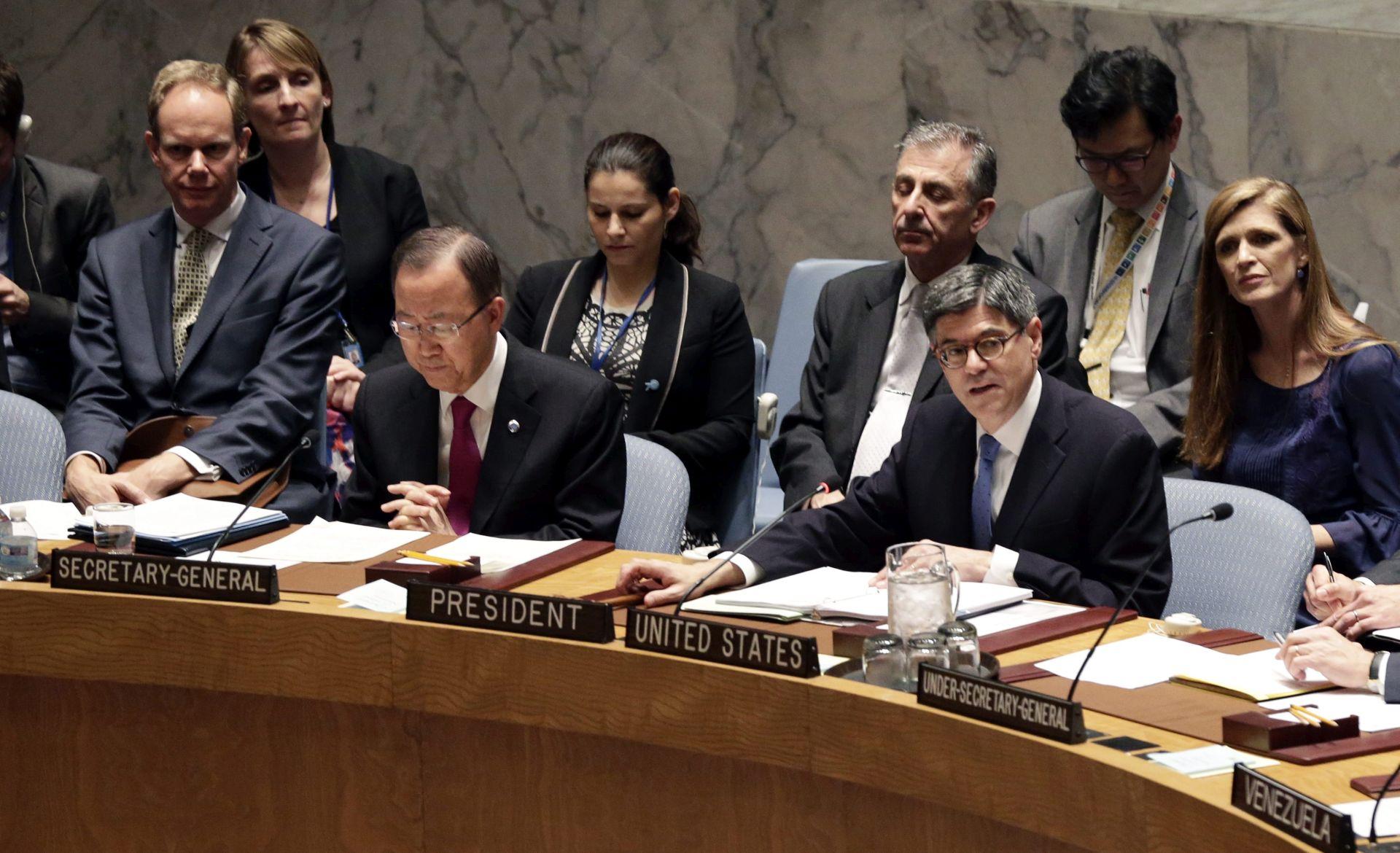 Vijeće sigurnosti UN-a usmjerava sankcije prema Islamskoj državi