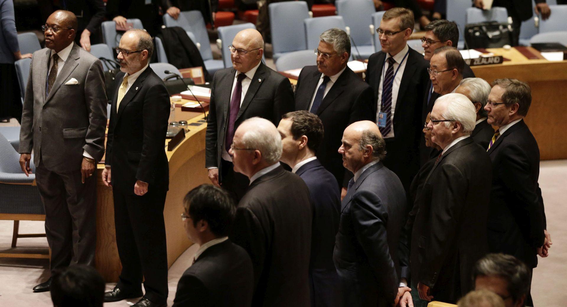Stalne članice Vijeća sigurnosti UN-a dogovorile potporu sirijskom mirovnom procesu