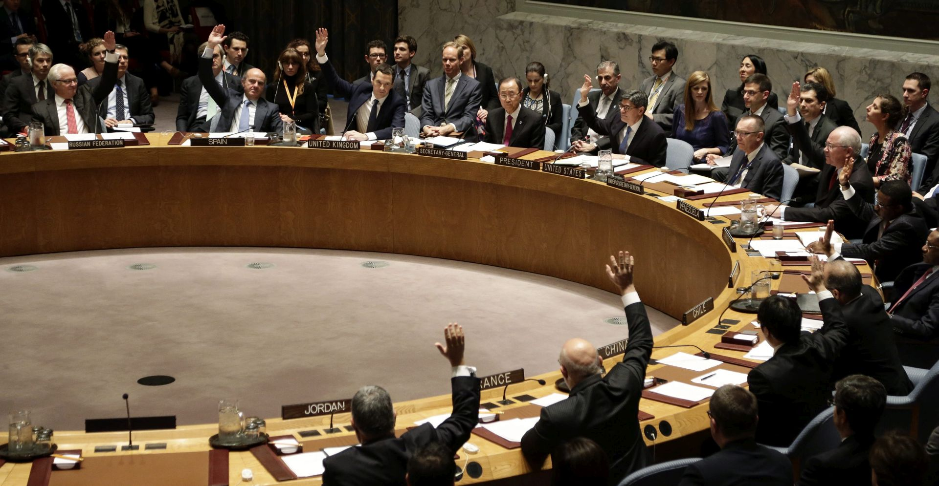 Velesile u New Yorku traže mirovni plan za Siriju