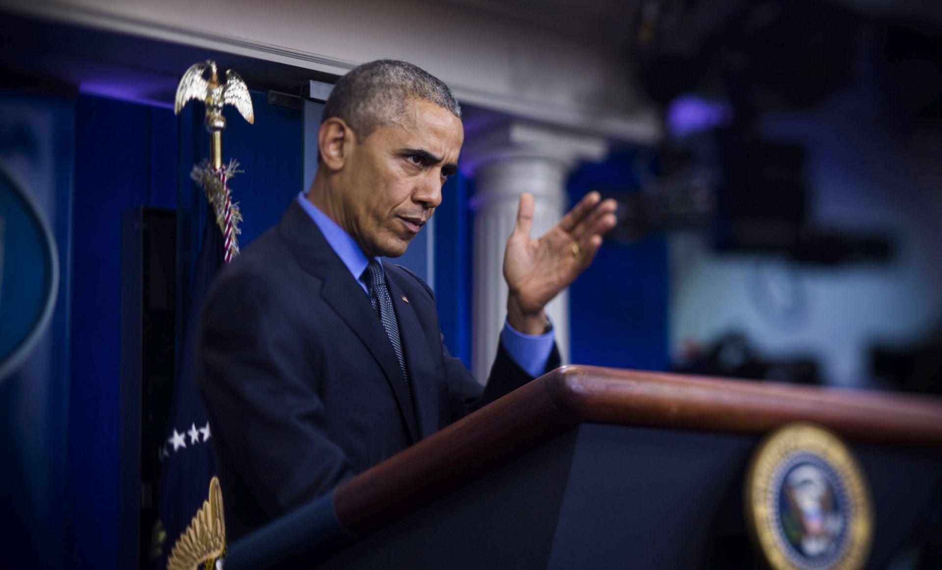 BIJELA KUĆA Američki predsjednik Barack Obama putuje u Njemačku krajem travnja