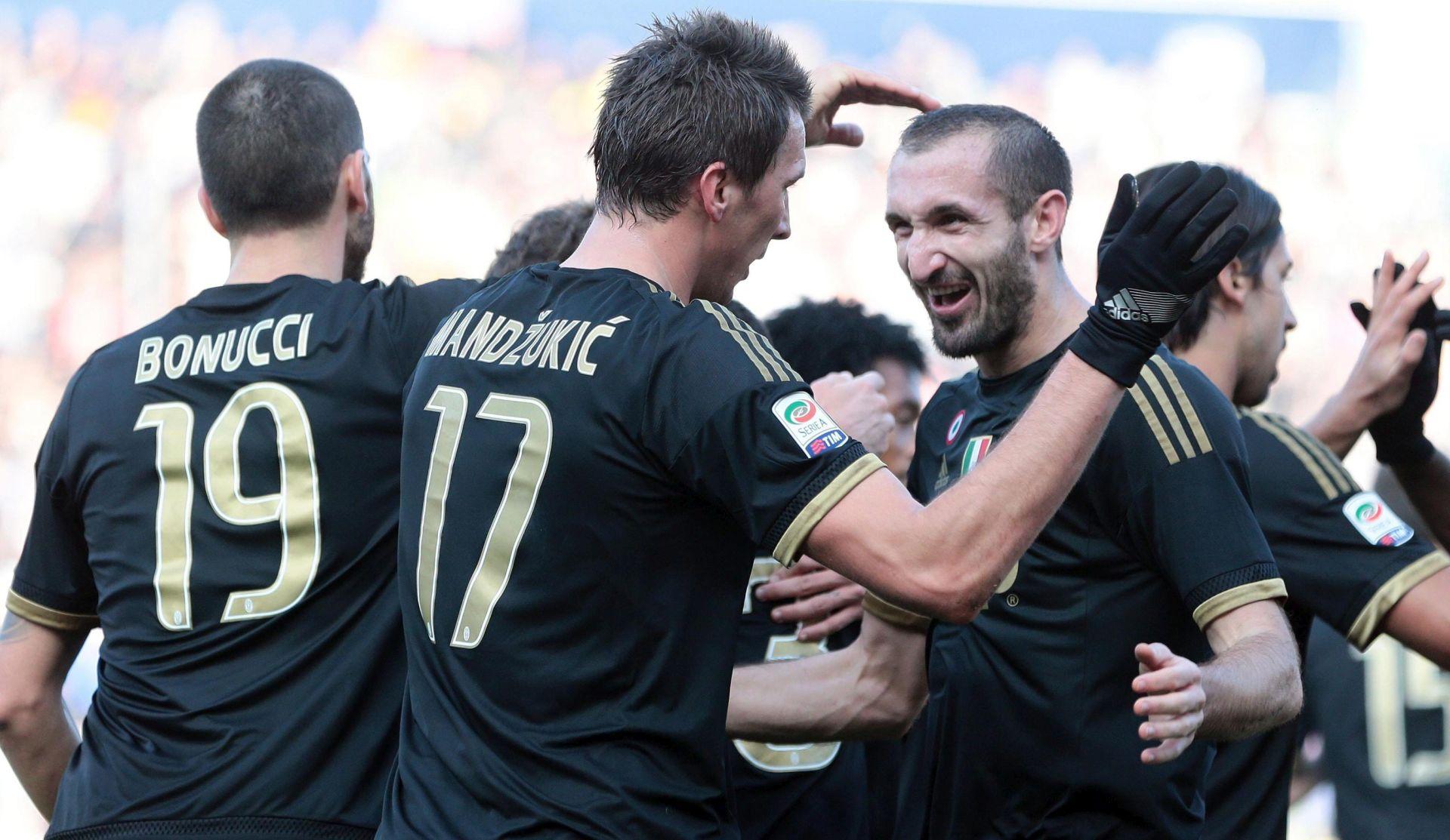 VIDEO: Dva pogotka Mandžukića, nova pobjeda Juventusa