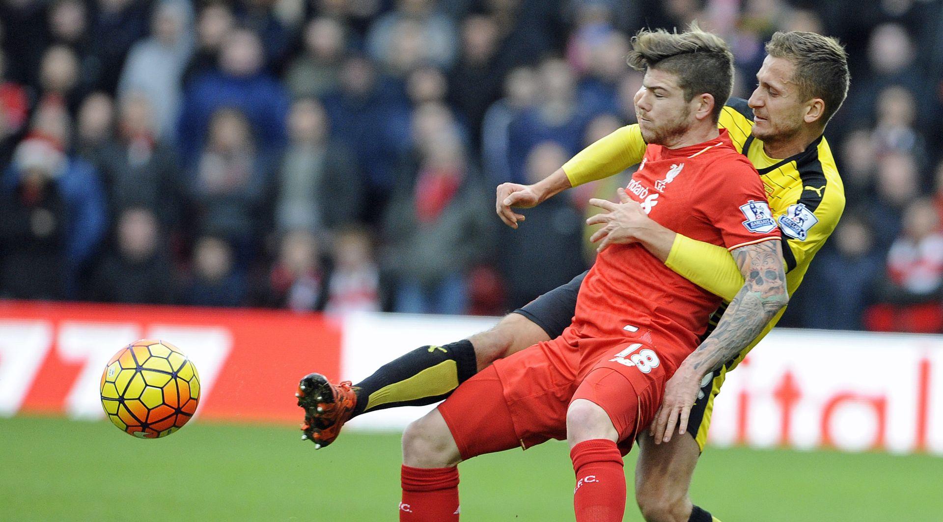 PETI PORAZ SEZONE Watford uvjerljivo slavio protiv Liverpoola