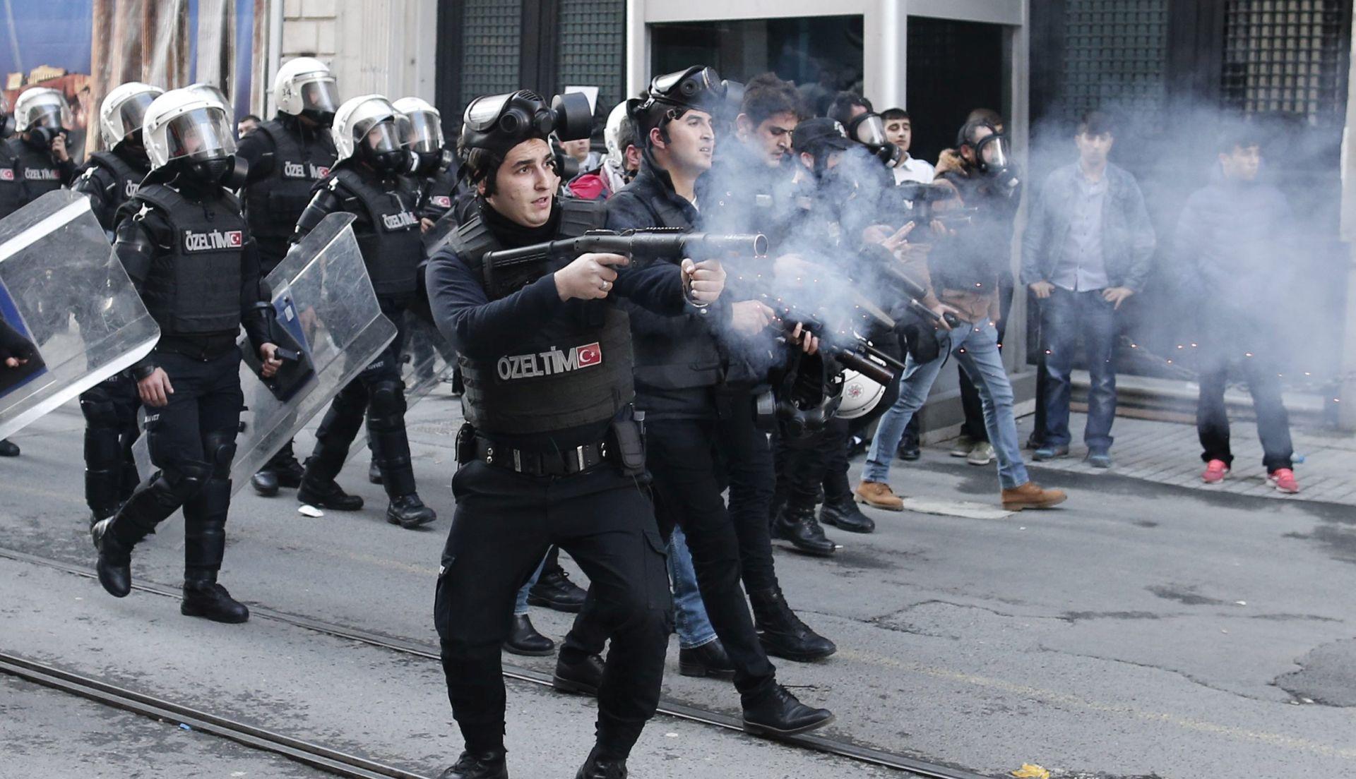 Turska policija ubila navodnog bombaša u Gaziantepu