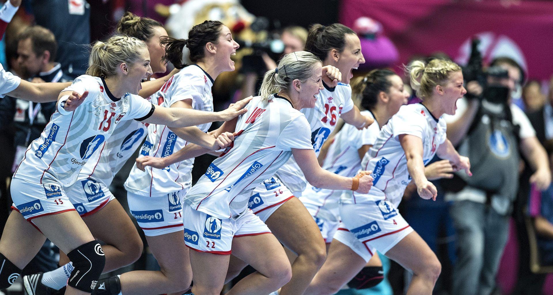 Norvežanke svjetske rukometne prvakinje