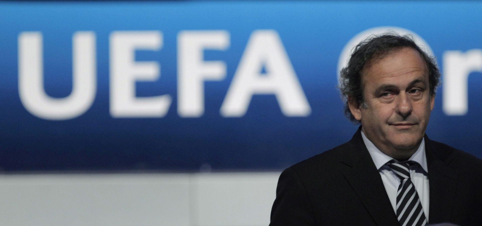 ODUSTAO JE! Michel Platini objavio da povlači kandidaturu za predsjednika FIFA-e