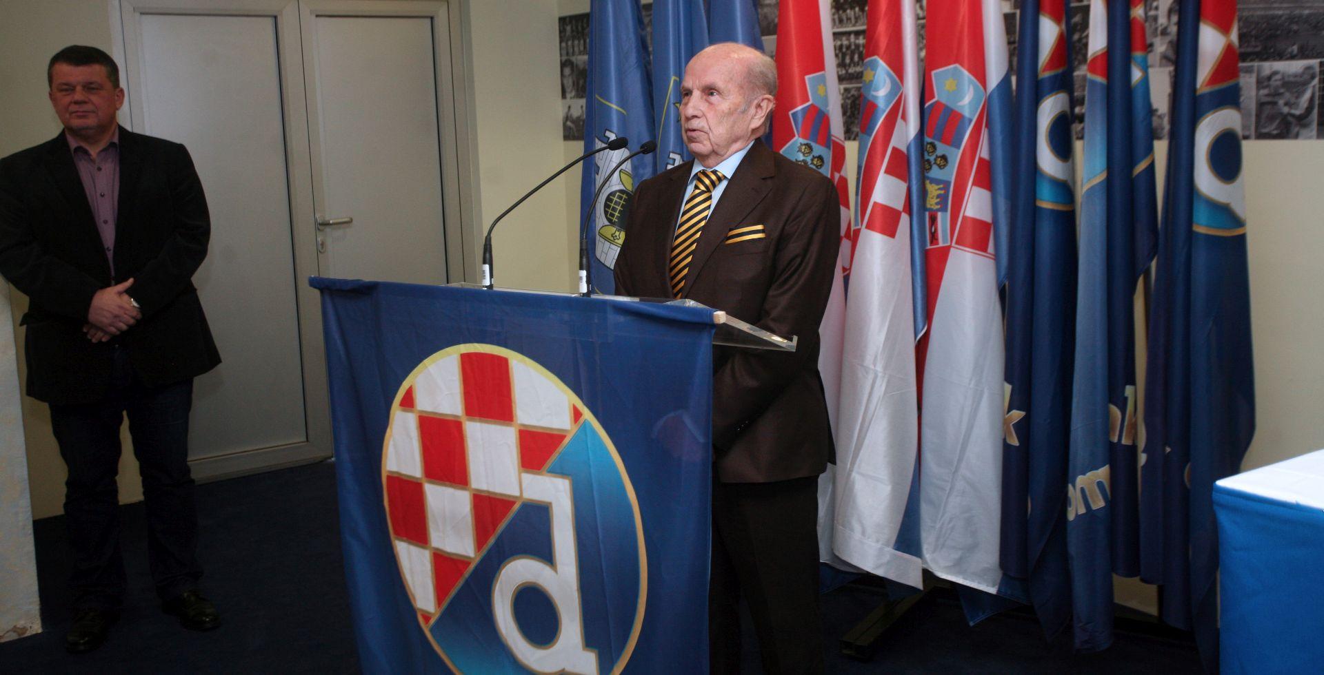SUZA U OKU MIRKA BARIŠIĆA Zdravko Mamić je ugradio sebe u sve uspjehe modrog kluba