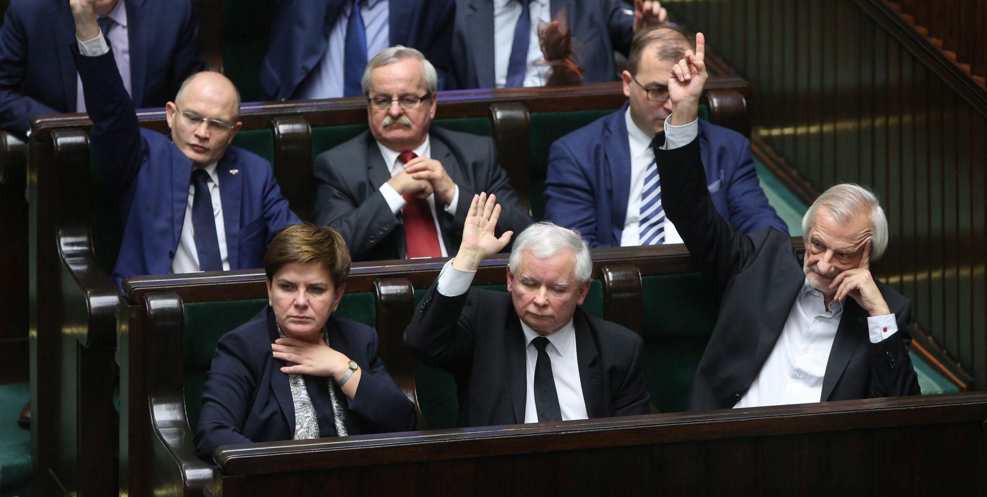 Poljska: Konzervativci preuzimaju kontrolu nad javnim medijima
