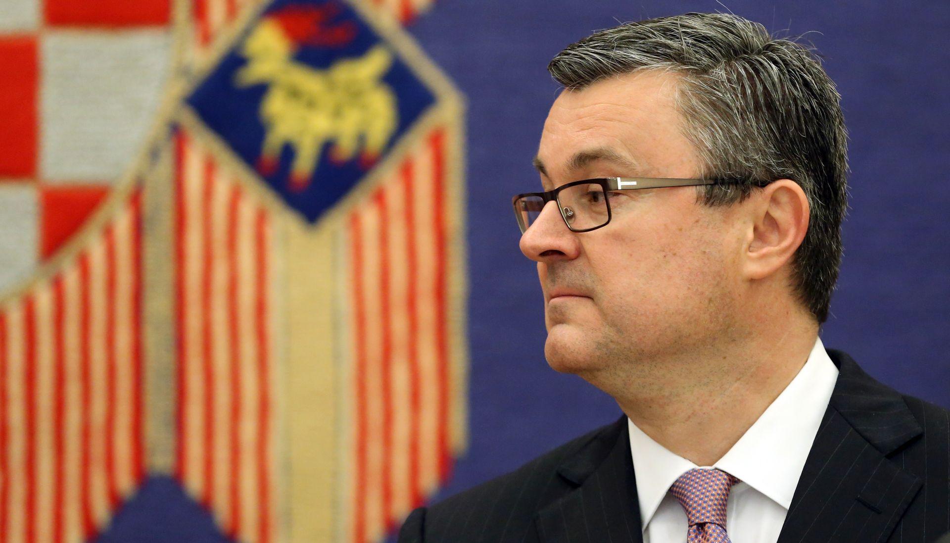 MARTINOVIĆ NAJAVIO KOALICIJSKI UGOVOR Milošević: Orešković savršeno potvrđuje cilj MOST-a i Domoljubne koalicije