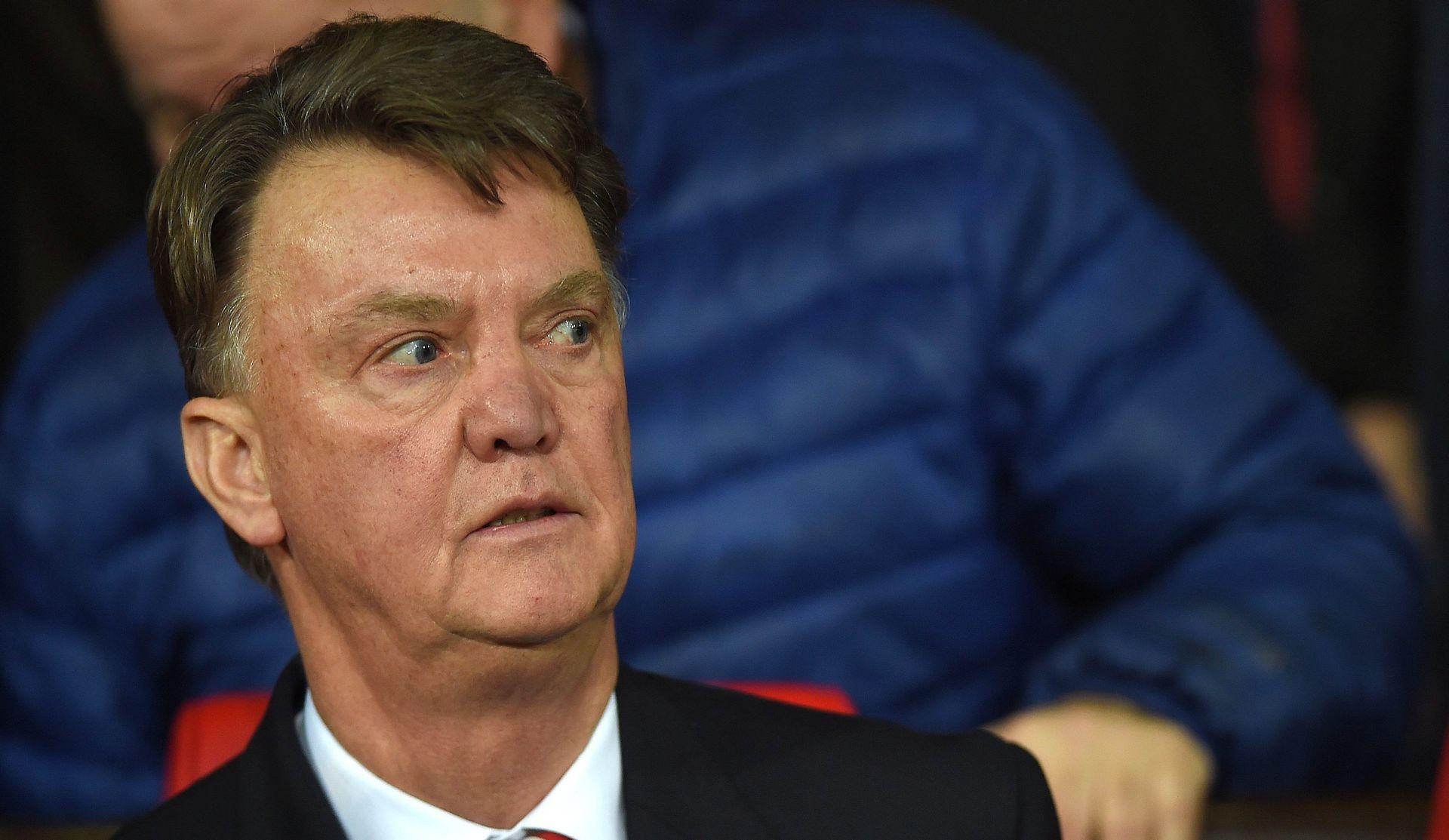 """VAN GAAL """"United ima veliku šansu zvršiti među prva četiri"""""""