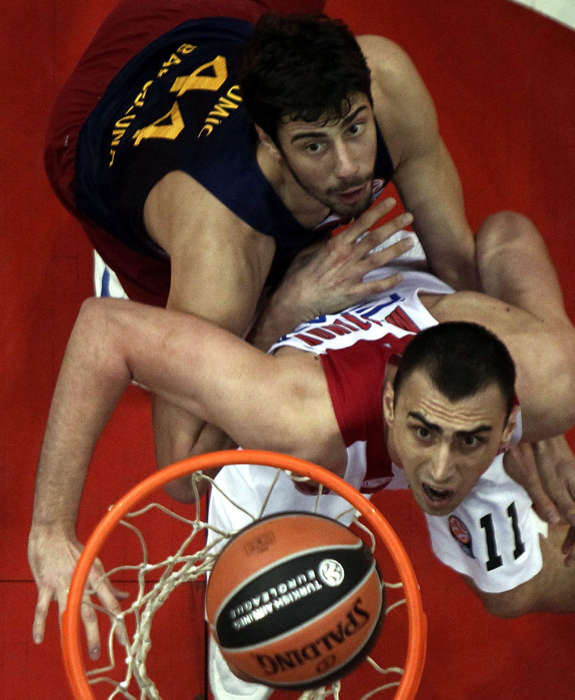 EUROLIGA Himki pobijedio CSKA, 16 koševa Tomića u porazu Barcelone