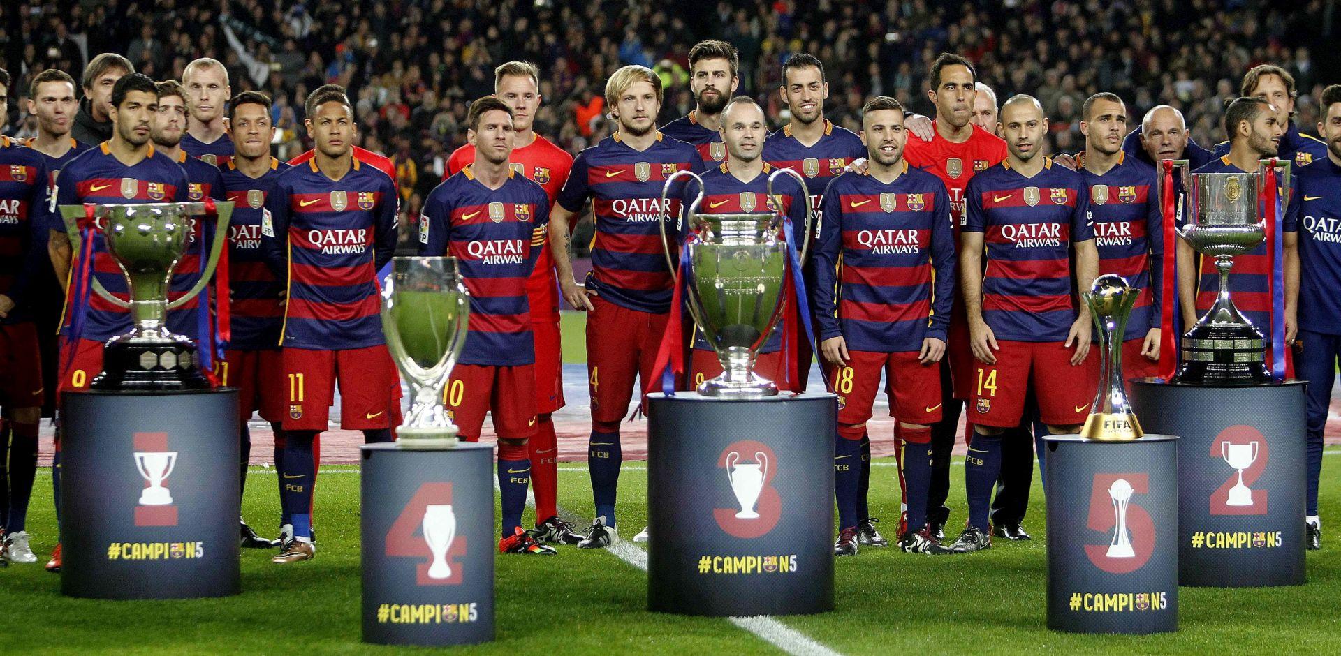 PRIMRA Pobjeda Barcelone, pogodak Messija u 500. nastupu, poraz Gijona, slavio i Atletico